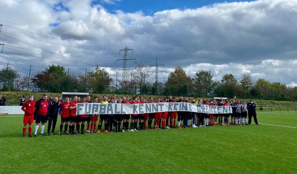 BC Stotzheim - Fußball kennt keine Grenzen