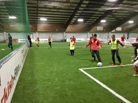 SoccerWorld Training