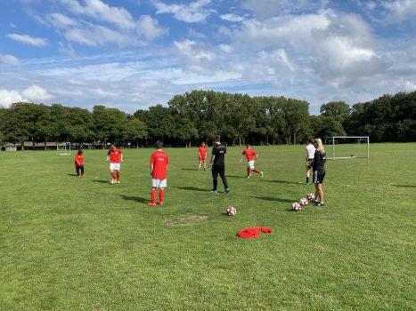 Training Jahnwiese